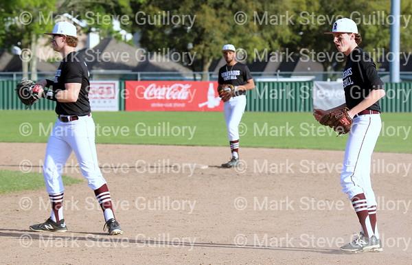 Baseball - AABL - 031719 Rangers v Renegades, Fabacher, LaLa 023