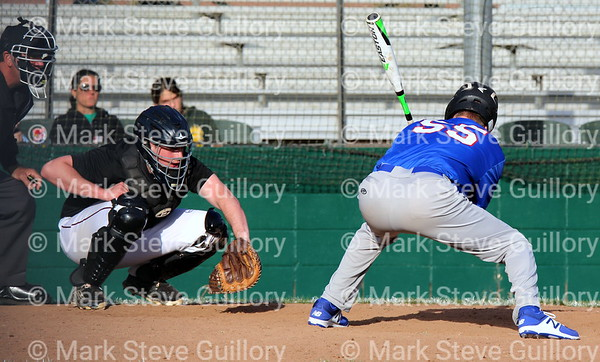 Baseball - AABL - 031719 Rangers v Renegades, Fabacher, LaLa 024