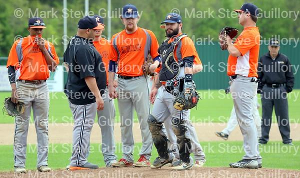 Baseball - AABL - 031719 White Sox v Hurricanes, Fabacher, LaLa 032