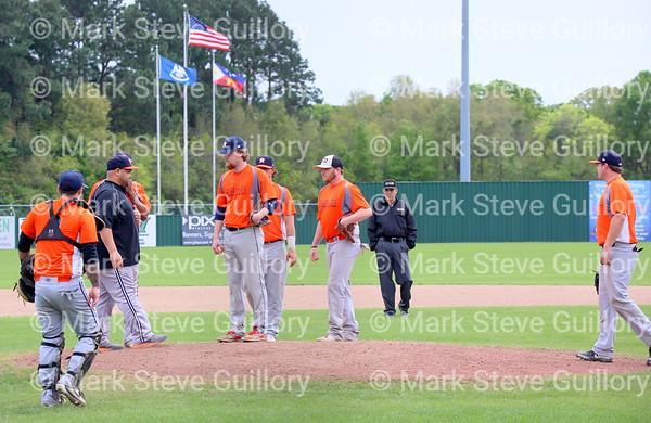 Baseball - AABL - 031719 White Sox v Hurricanes, Fabacher, LaLa 031