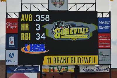 Goreville Blackcats Baseball State Championship Game 2016