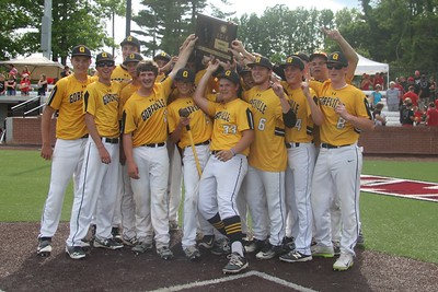 Goreville Blackcats win Supersectional 2016