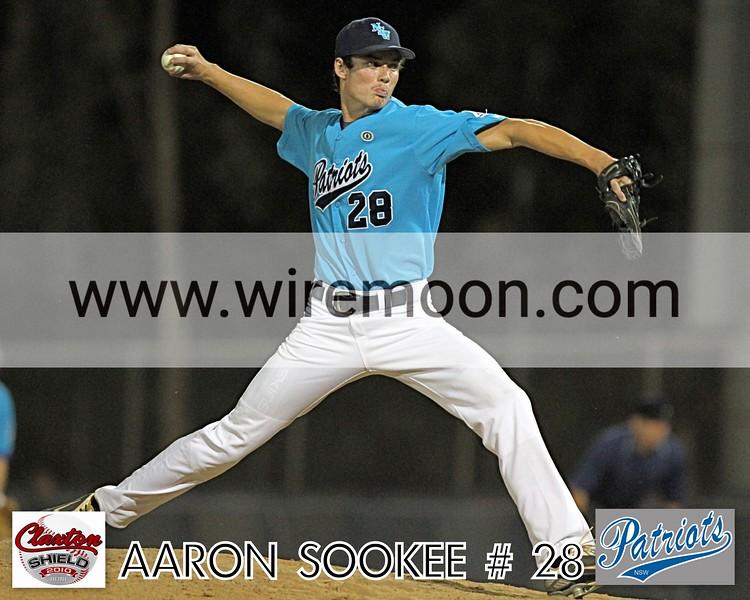 AARON SOOKEE # 1