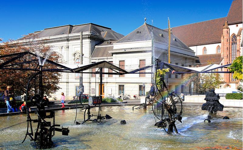 Fasnachtsbrunnen (2)