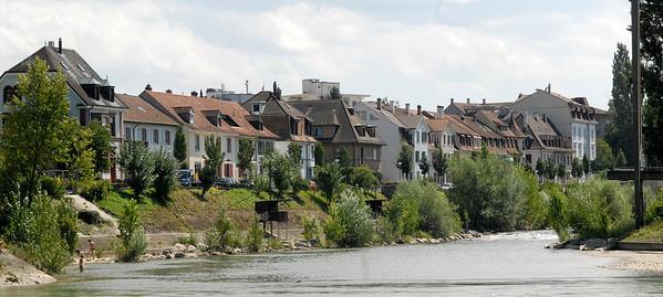 Häuser beim Birsköpfli