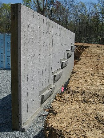 BRICK LEDGES AND TIES - UP OR DOWN - WE CAN DO IT ALL !