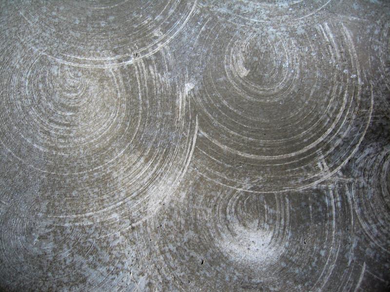 cement swirls