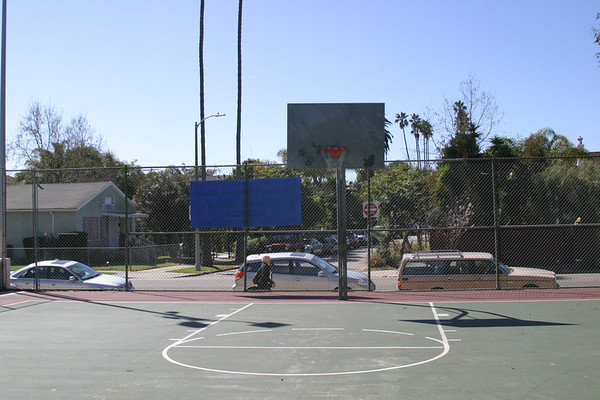 BASKETBALL COURTS-OUTDOOR