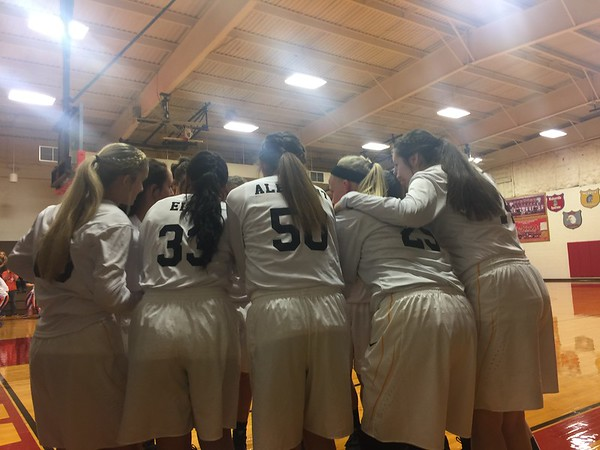 Goreville High School Lady Blackcats Basketball 2016-2017