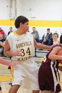 Goreville Jr High Blackcats, Regional Champions,  Jacob Calhoon, Coach Eric Messmer, Coach JR Russell, Peyton Geyman, JT Waters, Dylan Roper, Logan Frassato, Braden Webb, Tanner Dunn, Austin Sullivan, Nick Kelley, Cole Tosh, Brodie Lenon, Chance Durringer, Peyton Massey,Jacob Crews, Caleb Murley,  Blaine Dunning, Alec Gold, Davis Helton, Morgan Bishop, Clayton Jones, Logan Verble,  Jr Blackcats Basketball