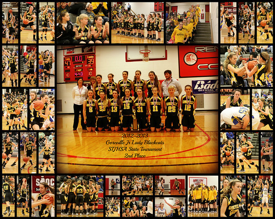 Goreville Lady Blackcats