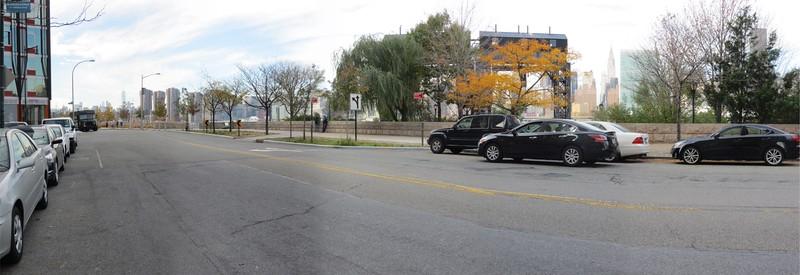 Center Blvd near 48th Sttreet