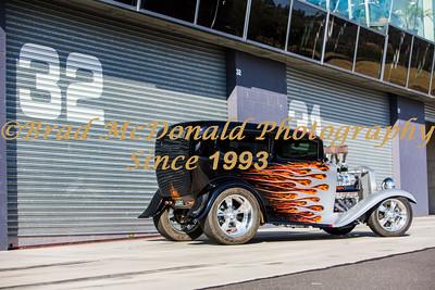 BRAD McDONALD  BATHURST AUTOFEST  201603120059