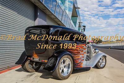 BRAD McDONALD  BATHURST AUTOFEST  201603120079