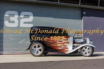 BRAD McDONALD  BATHURST AUTOFEST  201603120056
