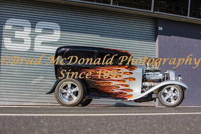 BRAD McDONALD  BATHURST AUTOFEST  201603120052