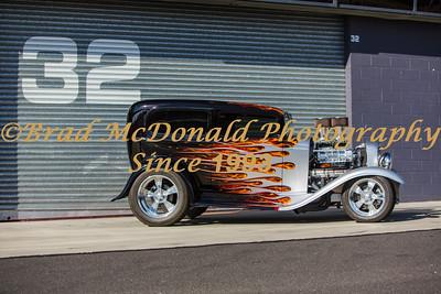 BRAD McDONALD  BATHURST AUTOFEST  201603120055