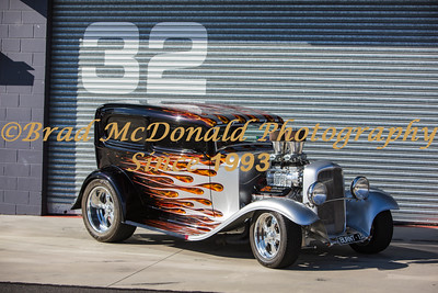 BRAD McDONALD  BATHURST AUTOFEST  201603120041