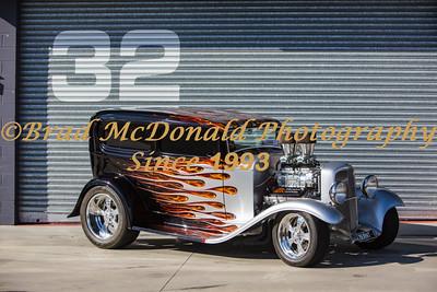 BRAD McDONALD  BATHURST AUTOFEST  201603120047
