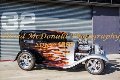 BRAD McDONALD  BATHURST AUTOFEST  201603120065