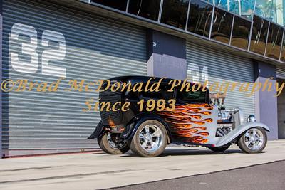 BRAD McDONALD  BATHURST AUTOFEST  201603120058