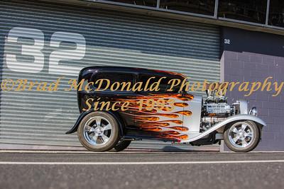 BRAD McDONALD  BATHURST AUTOFEST  201603120051
