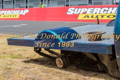BRAD McDONALD  BATHURST AUTOFEST  201603120649