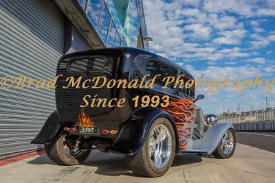 BRAD McDONALD  BATHURST AUTOFEST  201603120080