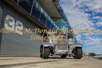 BRAD McDONALD  BATHURST AUTOFEST  201603120106