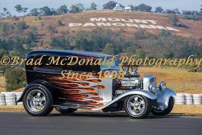 BRAD McDONALD  BATHURST AUTOFEST  201603133138