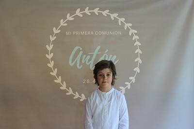 Comunión Antón 28-04-2018