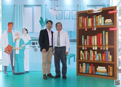 BAYER Vietnam | Hội thảo Khoa học tại Pullman Saigon Center 07.11.2020 | Chụp hình in ảnh lấy liền Sự kiện tại TP Hồ Chí Minh | WefieBox Photobooth Ho Chi Minh