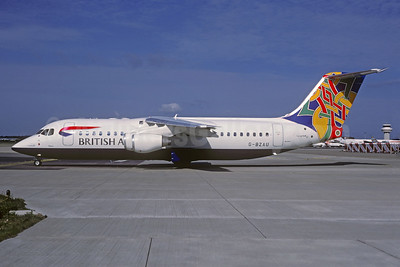 Airline Color Scheme - Introduced 1997 (Colum - Dove - Ireland)