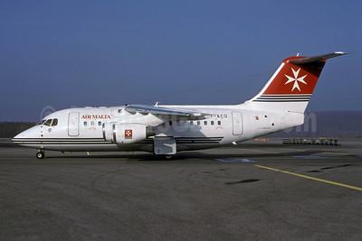 Air Malta (2nd) BAe RJ70 (146-RJ70) 9H-ACO (msn E1260) ZRH (Rolf Wallner). Image: 913204.