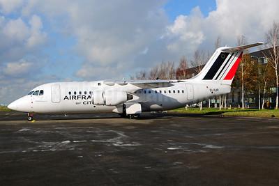 Air France (CityJet) BAe RJ85 EI-RJR (msn E2364) AMS (Ton Jochems). Image: 921909.