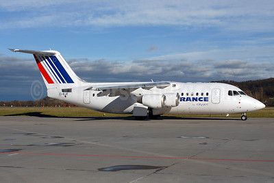 Air Color Scheme - Introduced 1975 (Air France)