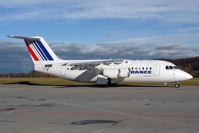 Air Color Scheme - Introduced 1975 (Air France)