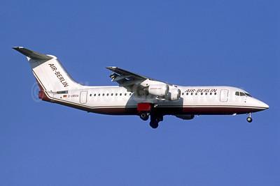 Air-Berlin (WDL Aviation) BAE 146-300 D-AWBA (msn E3134) ZRH (Paul Bannwarth). Image: 953744.