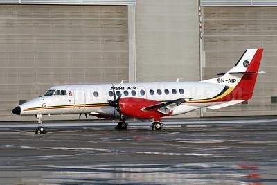 Agni Air BAe Jetstream 41 9N-AIP (msn 41058) STN (Pedro Pics). Image: 901846.