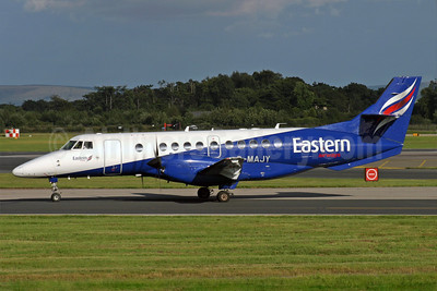 Eastern Airways BAe Jetstream 41 G-MAJY (msn 41099) MAN (Antony J. Best). Image: 921986.
