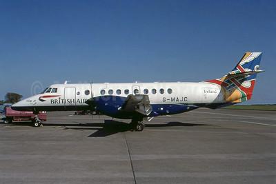 British Airways - British Regional Airlines BAe Jetstream 41 G-MAJC (msn 41005) (Colum-Dove-Ireland) CWL (SPA). Image: 954669.