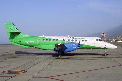 Venezolana BAe Jetstream 41 YV270T (msn 41097) CCS (Michel Saint-Felix). Image: 951762.