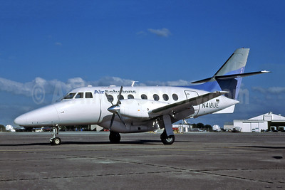 Air Solutions BAe Jetstream 31 N418UE (msn 780) SFB (Fernandez Imaging). Image: 923394.