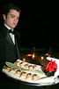 Top Chef finalist Sam Talbot's hors d'oeuvres