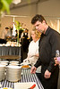 One of the hardest working couples in the catering world are Jeff and Wendy Gleim of Mediterra Catering and the Wickliffe House.