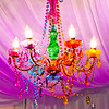 Delicious chandeliers!