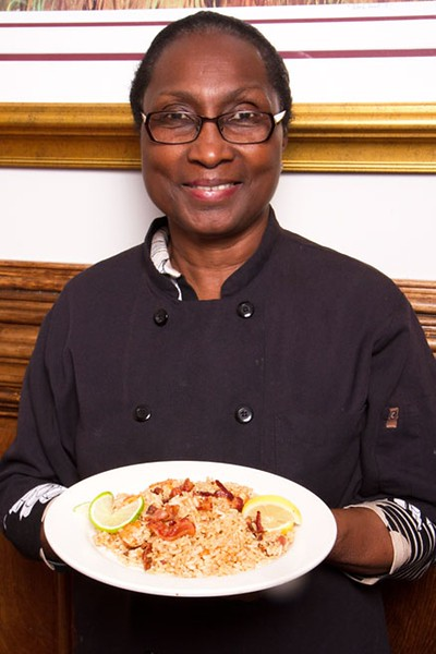 Charlotte Jenkins - setting the standard in traditional Gullah Cuisine