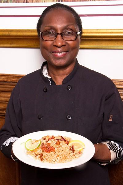 Charlotte Jenkins - setting the standard in traditional Gullah Cuisine