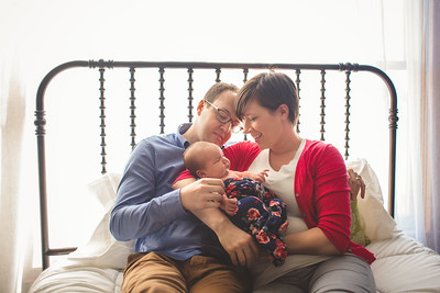 Family shoots (mom/dad/baby/siblings)