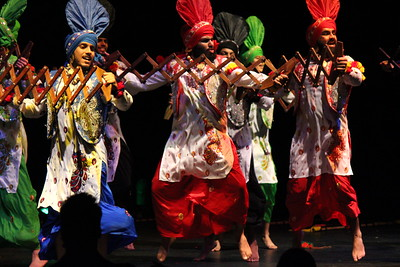 Boston Bhangra Competition